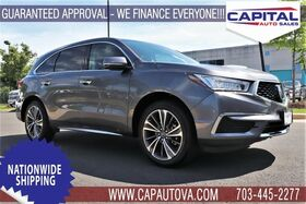 2019_Acura_MDX_3.5L Technology Package_ Chantilly VA
