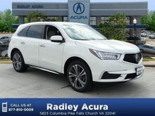 2019_Acura_MDX_3.5L Technology Package_ Falls Church VA