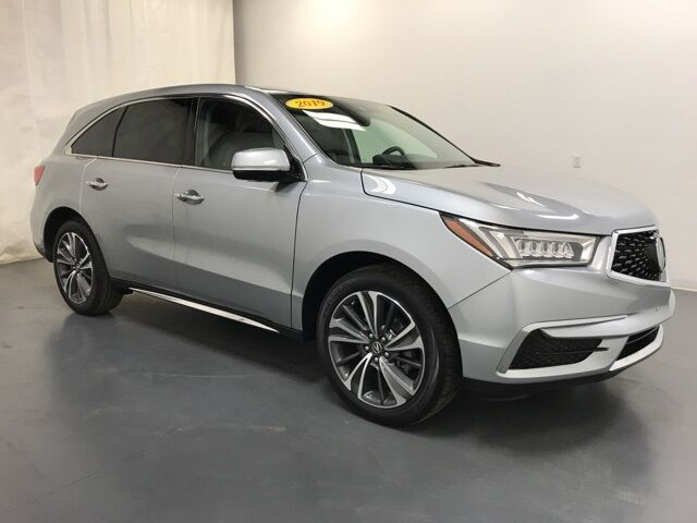 2019 Acura MDX 3.5L Technology Package SH-AWD Holland MI