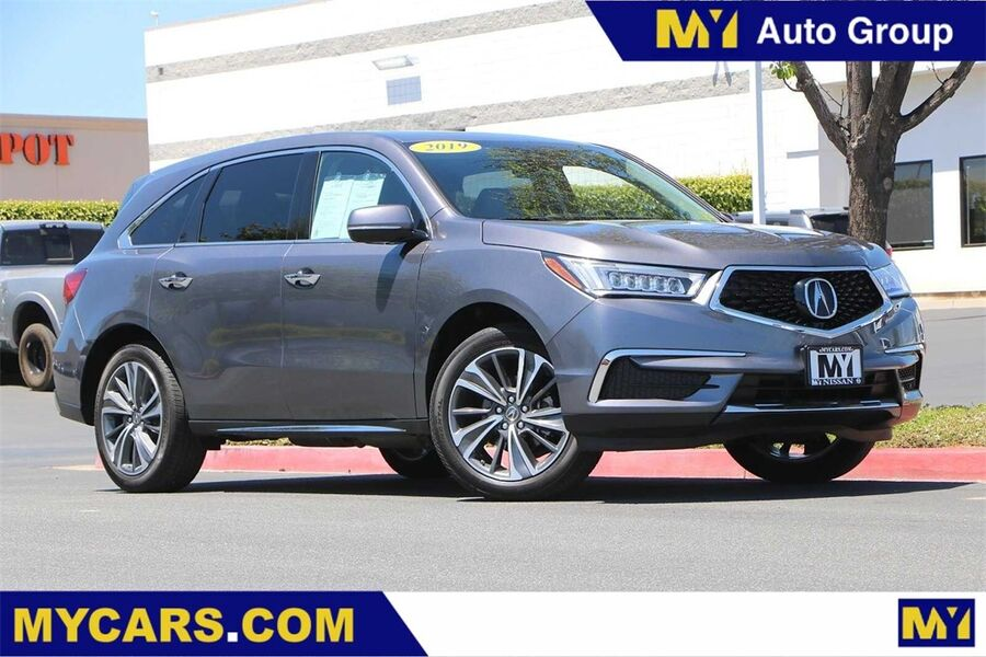 2019 Acura MDX 3.5L Technology Package Salinas CA