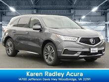 2019_Acura_MDX_3.5L Technology Package_ Woodbridge VA