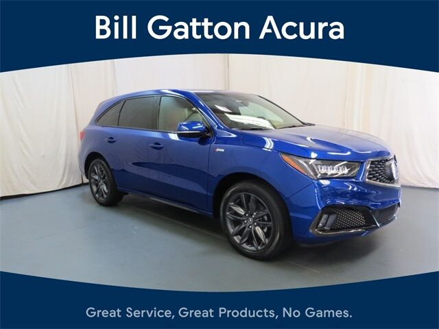 2019 Acura MDX 3.5L Technology Pkg w/A-Spec Pkg Johnson City TN