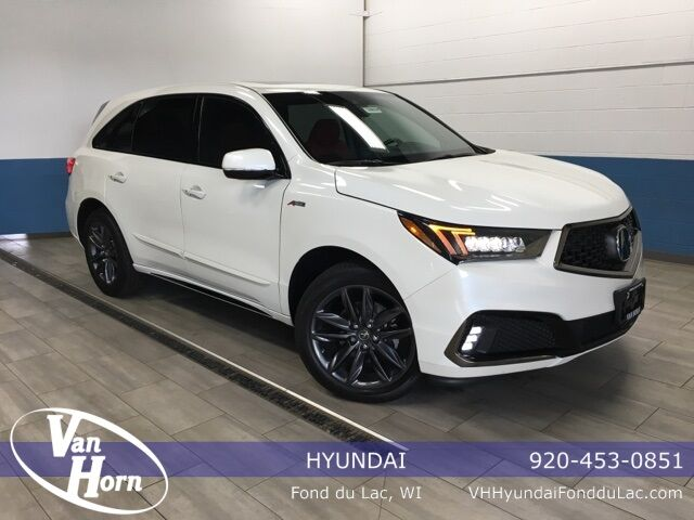 2019 Acura MDX 3.5L Technology Pkg w/A-Spec Pkg Plymouth WI