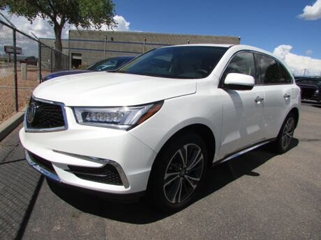 2019 Acura MDX AWD TECH 7P Albuquerque NM