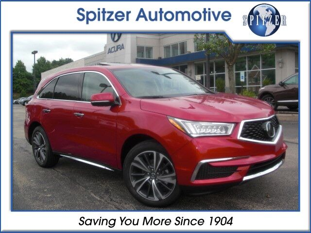 2019 Acura MDX AWD TECH 7P McMurray PA