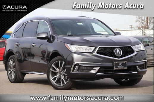 2019 Acura MDX Advance Package Bakersfield CA