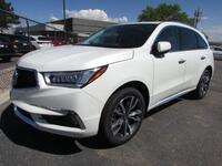 Acura MDX Advance and Entertainment Packages 2019