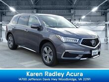 2019_Acura_MDX_Base_ Northern VA DC