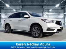 2019_Acura_MDX_Base_ Woodbridge VA