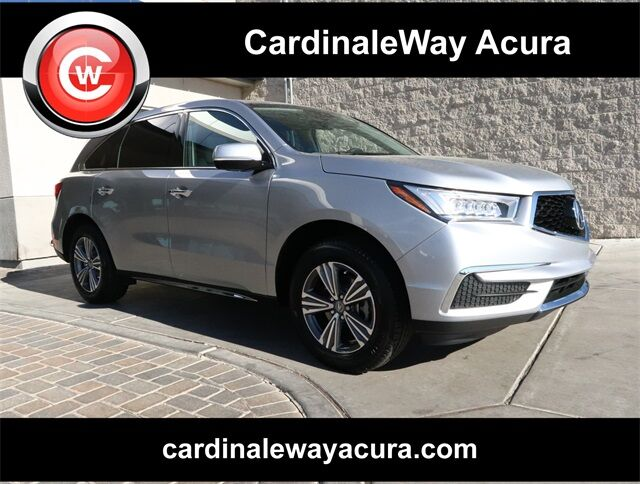 2019 Acura MDX FWD Seaside CA