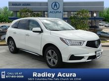 2019_Acura_MDX_SH-AWD_ Falls Church VA