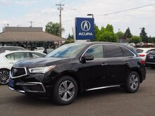 2019_Acura_MDX_SH-AWD_ Salem OR