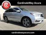 2019 Acura MDX SH-AWD W/TECHNOLOGY
