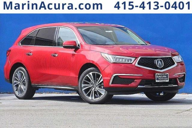 2019 Acura MDX SH-AWD w/Technology/Entertainment Pkg Corte Madera CA