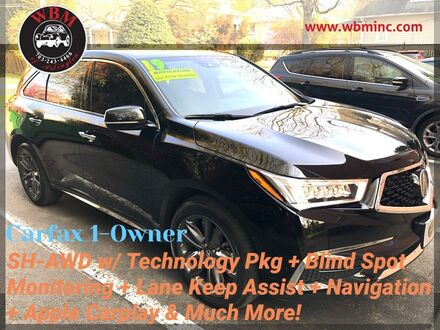 2019_Acura_MDX_SH-AWD w/ Technology Package_ Arlington VA