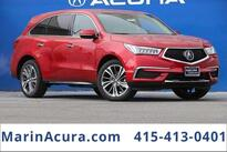 Acura MDX SH-AWD w/Technology Pkg 2019