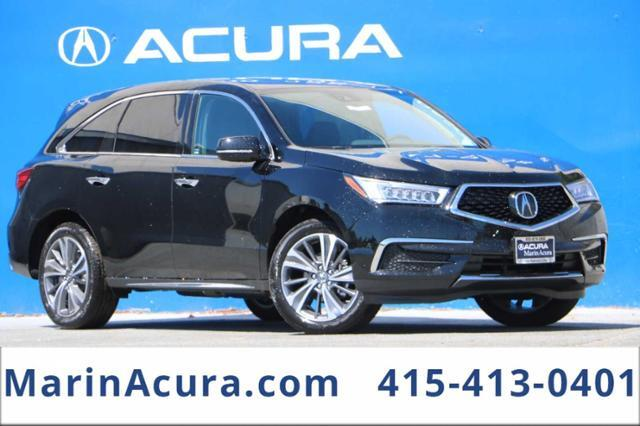 2019_Acura_MDX_SH-AWD w/Technology Pkg_ Bay Area CA