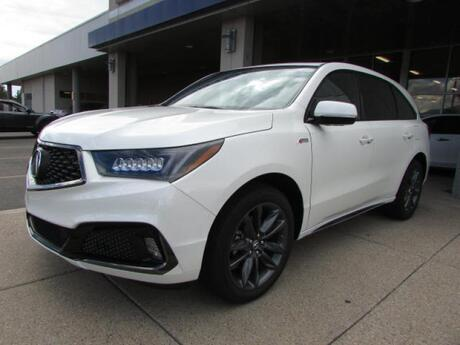 2019 Acura MDX SH-AWD with A-Spec Package Albuquerque NM
