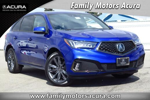 2019 Acura MDX SH-AWD with A-Spec Package Bakersfield CA