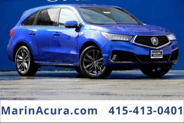 2019_Acura_MDX_SH-AWD with A-Spec Package_ Bay Area CA