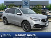 Acura MDX SH-AWD with A-Spec Package 2019