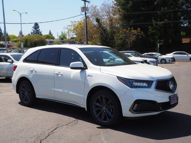2019 Acura MDX SH-AWD with A-Spec Package Salem OR