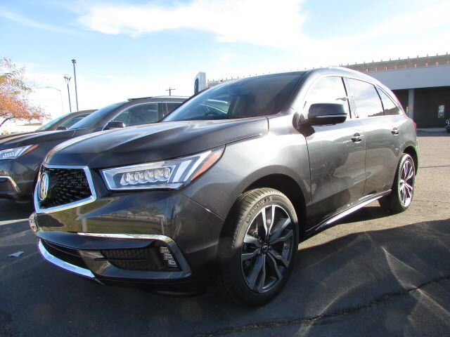 2019 Acura MDX SH-AWD with Advance Package Albuquerque NM