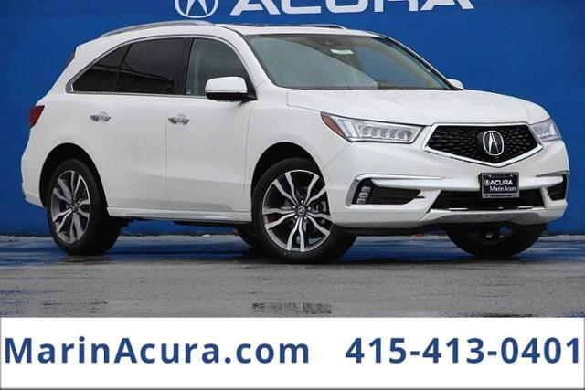 2019_Acura_MDX_SH-AWD with Advance Package_ Bay Area CA