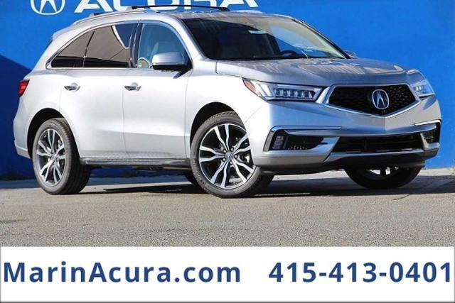 2019 Acura MDX SH-AWD with Advance Package Bay Area CA