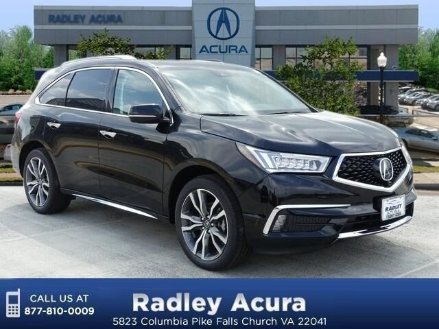 2019 Acura MDX SH-AWD with Advance Package Falls Church VA