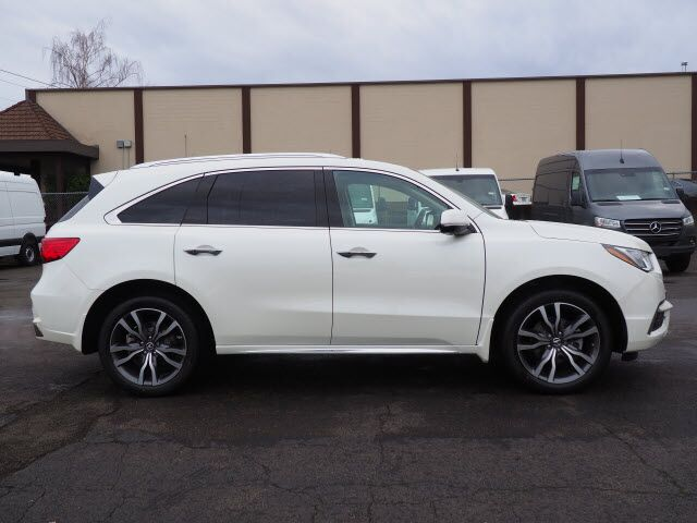2019 Acura MDX SH-AWD with Advance Package Salem OR