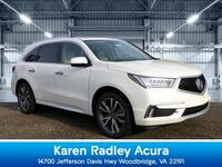 Acura MDX SH-AWD with Advance and Entertainment Packages 2019