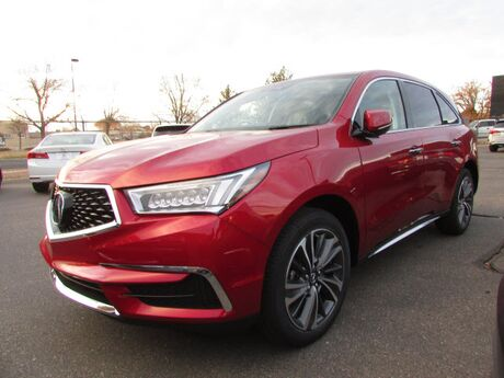 2019 Acura MDX SH-AWD with Technology Package Albuquerque NM