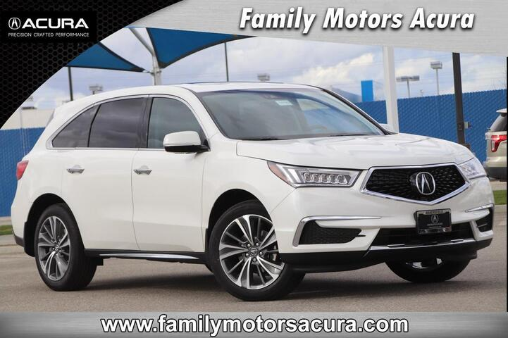 2019 Acura MDX SH-AWD with Technology Package Bakersfield CA