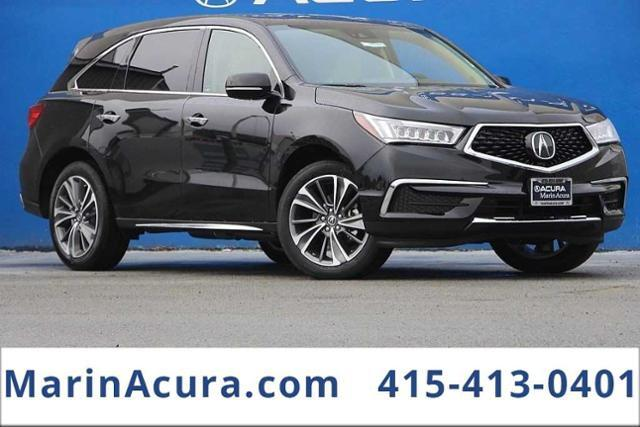 2019 Acura MDX SH-AWD with Technology Package Bay Area CA