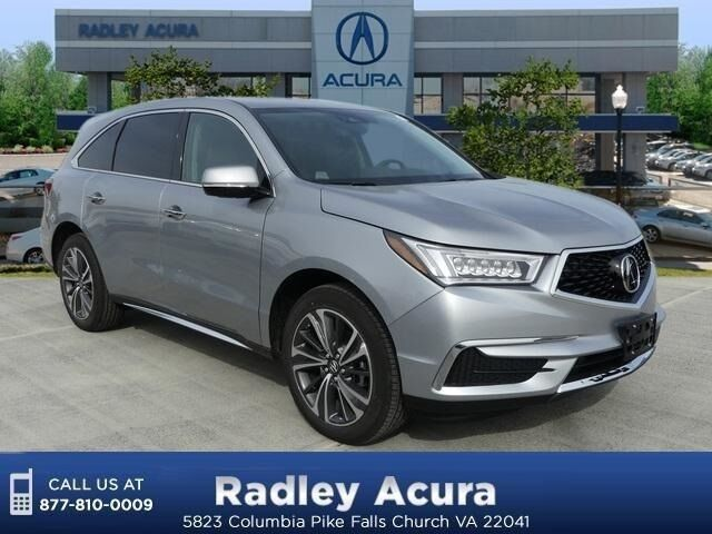 2019 Acura MDX SH-AWD with Technology Package Falls Church VA