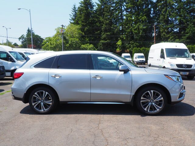 2019 Acura MDX SH-AWD with Technology Package Salem OR