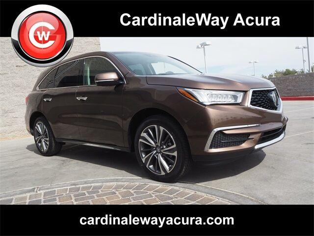 2019 Acura MDX SH-AWD with Technology and Entertainment Packages Seaside CA