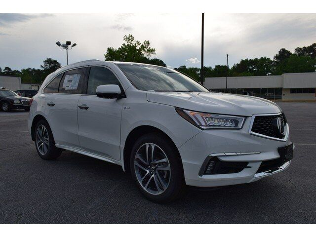 2019 Acura MDX Sport Hybrid SH-AWD with Advance Package Augusta GA