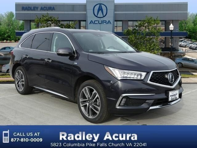 2019 Acura MDX Sport Hybrid SH-AWD with Advance Package Falls Church VA