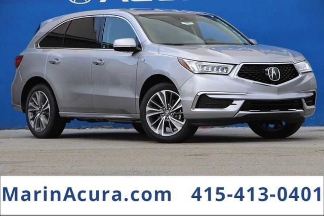 2019_Acura_MDX_Sport Hybrid SH-AWD with Technology Package_ Bay Area CA