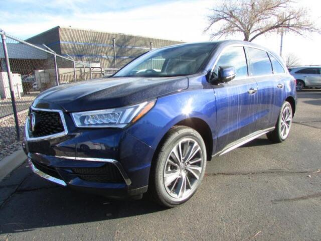 2019 Acura MDX Technology Package Albuquerque NM