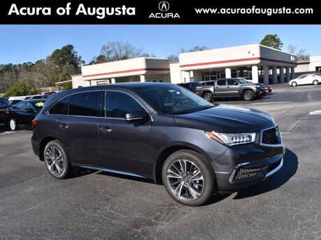2019 Acura MDX Technology Package Augusta GA