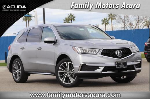 2019 Acura MDX Technology Package Bakersfield CA
