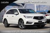 2019 Acura MDX Technology Package