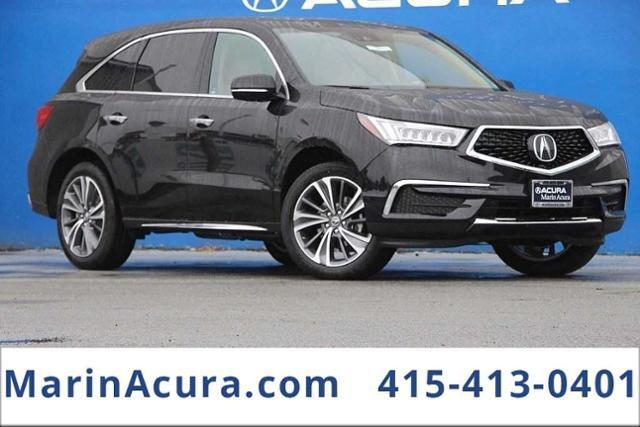 2019 Acura MDX Technology Package Bay Area CA