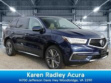 2019_Acura_MDX_Technology Package_ Northern VA DC