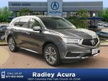 2019 Acura MDX Technology and Entertainment Packages