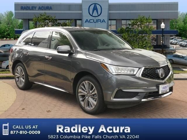 2019 Acura MDX Technology and Entertainment Packages Falls Church VA