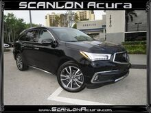 2019_Acura_MDX_w/Advance/Entertainment Pkg_ Fort Myers FL